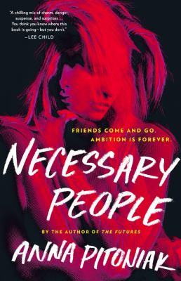 Necessary People book cover