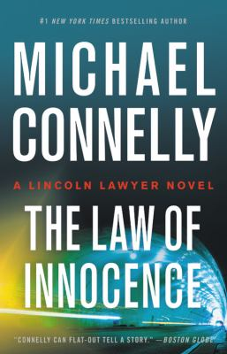 Law of Innocence, Michael Connelly
