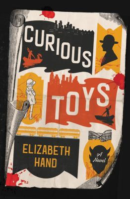Curious Toys book cover