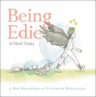 Cover Art for Being Edie is Hard Today