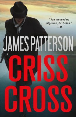Book cover: Criss Cross by James Patterson