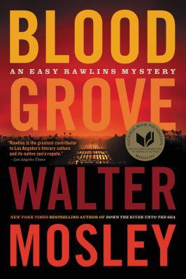Blood grove [large print]