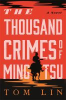 Thousand Cromes of Ming Tsu book cover