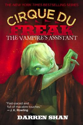 The vampire's assistant