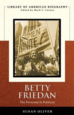Oliver Betty Friedan cover art