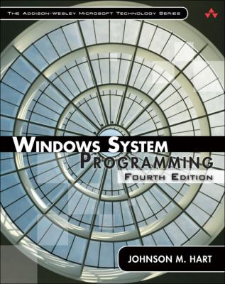 book cover: Windows System Programming