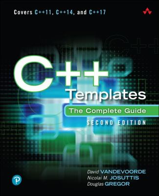 book cover: C++ Templates