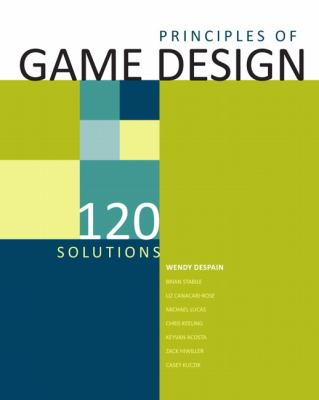 book cover: 100 Principles of Game Design