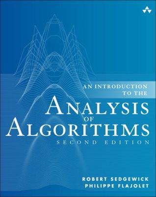 book cover: An Introduction to the Analysis of Algorithms