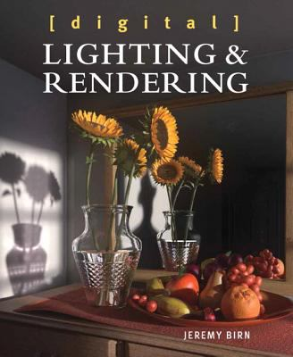 book cover: [Digital] Lighting and Rendering