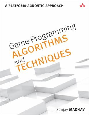 book cover: Game Programming Algorithms and Techniques