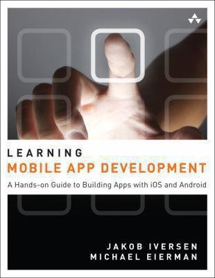 book cover: Learning Mobile App Development