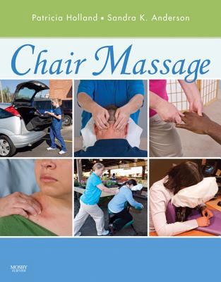 Book cover of Chair Massage - click to open in a new window
