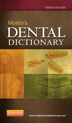 Picture of the book Mosby's Dental Dictionary