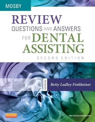 Picture of the book Review Questions and Answers for Dental Assisting