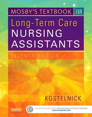 Mosby's Textbook for Long-Term Care Nursing Assistants/item front cover