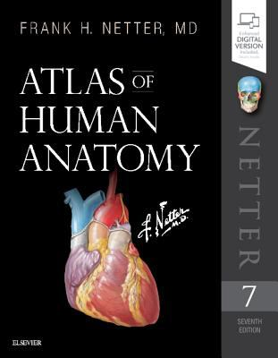 Atlas of Human Anatomy Book Cover
