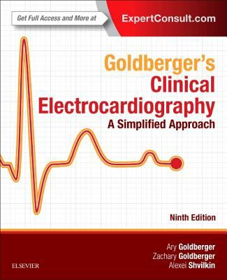 Goldberger's Clinical Electrocardiography Cover Art