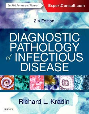 book cover for Diagnostic Pathology of Infectious Disease