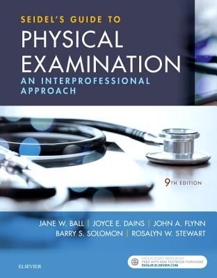 Seidel's Guide to Physical Examination cover art