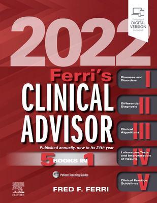 Ferri's clinical advisor 2022