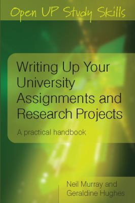 Book cover image for Writing Up Your University assignments