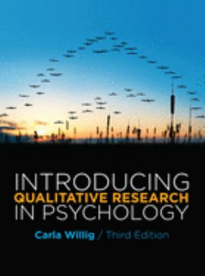 Introducing Qualitative Research in Psychology by Carla Willig.
