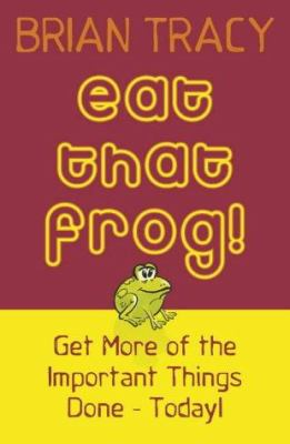 Link to Eat That Frog book