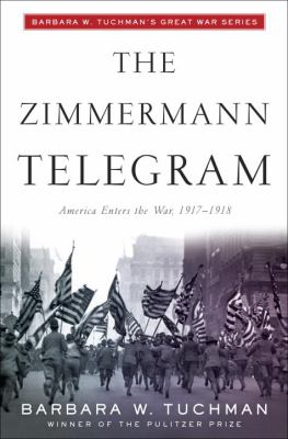 cover of The Zimmermann Telegram