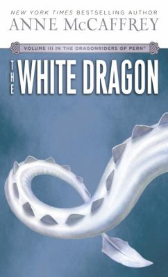 Cover of The White Dragon by Anne McCaffrey