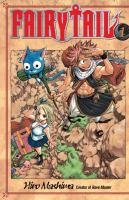 Fairy Tail Graphic Novel Volume 1 cover image