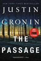 """""""The Passage"""" Book Cover"""