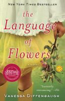 Book cover for The Language of Flowers