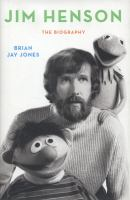 Jim Henson book cover