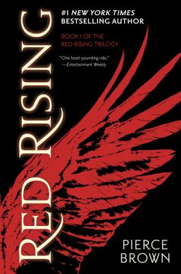 "cover of ""Red Rising"""