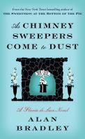 Book cover for As Chimney Sweepers Come to Dust
