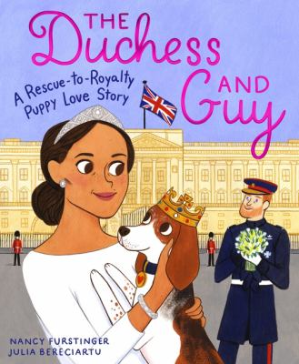 Book cover for The duchess and Guy.