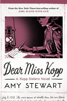 Dear Miss Kopp / by Stewart, Amy,