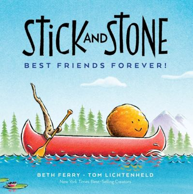 Stick and Stone : best friends forever!