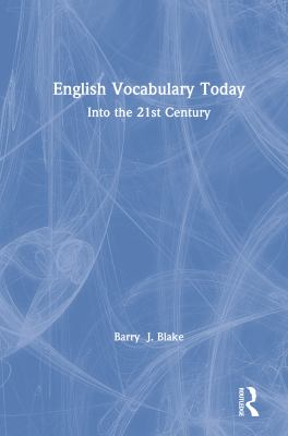 English Vocabulary Today - Opens in a new window