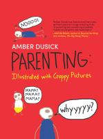 Book cover for Parenting: Illustrated With Crappy Pictures