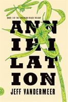 Book cover for Annihilation by Jeff Vandermeer