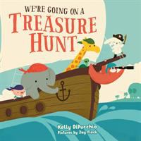 Were+going+on+a+treasure+hunt by DiPucchio, Kelly © 2019 (Added: 10/21/19)