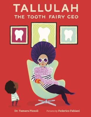 Tallulah the Tooth Fairy CEO cover art