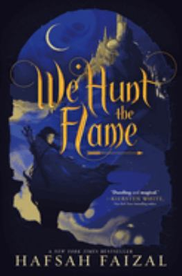 We Hunt the Flame cover art