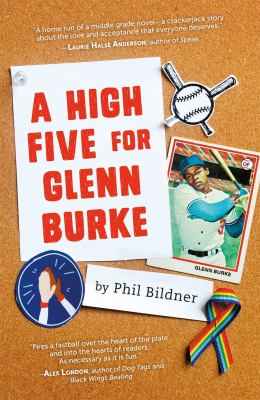 A High Five for Glenn Burke Cover