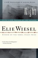 Book cover for Night by Elie Wiesel