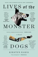 Lives of Monster Dogs book cover