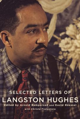 Selected Letters of Langston Hughes book jacket