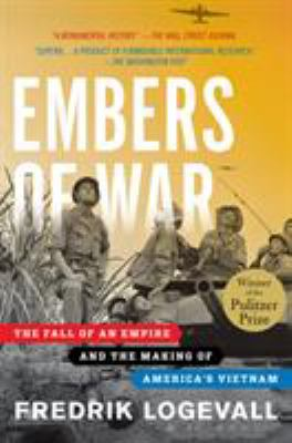cover art for Embers of War